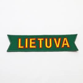 Lietuviška atributika