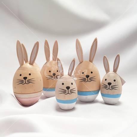 Velykinių kiaušinių dekoracija