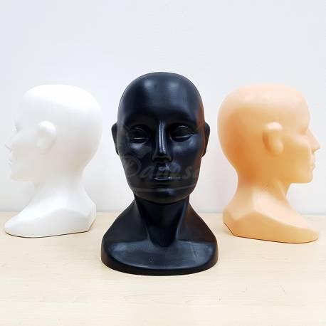 Manekenų galvos