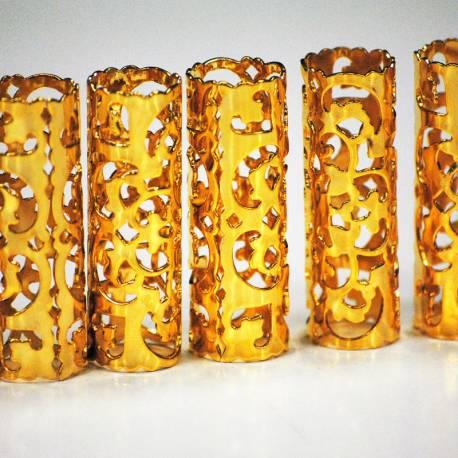 Metalinės dekoratyvios detalės