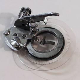 Gėlyčių siuvimo prietaisas