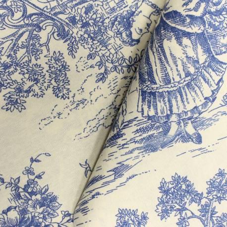 Akrilinės staltiesės su raštu